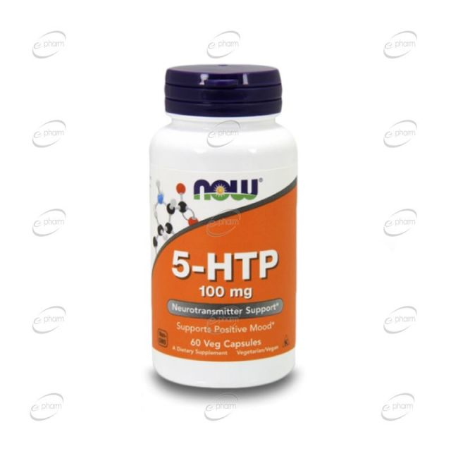 5-HTP 100 мг Now Foods