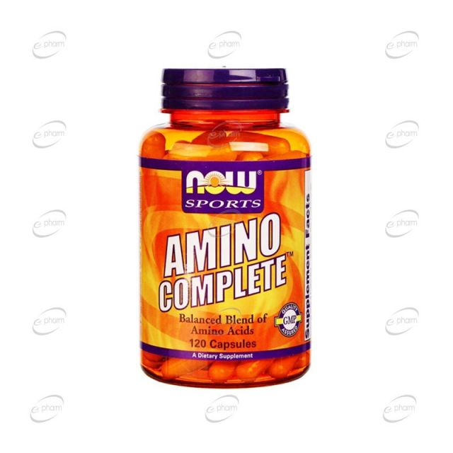 AMINO COMPLETE Now Foods