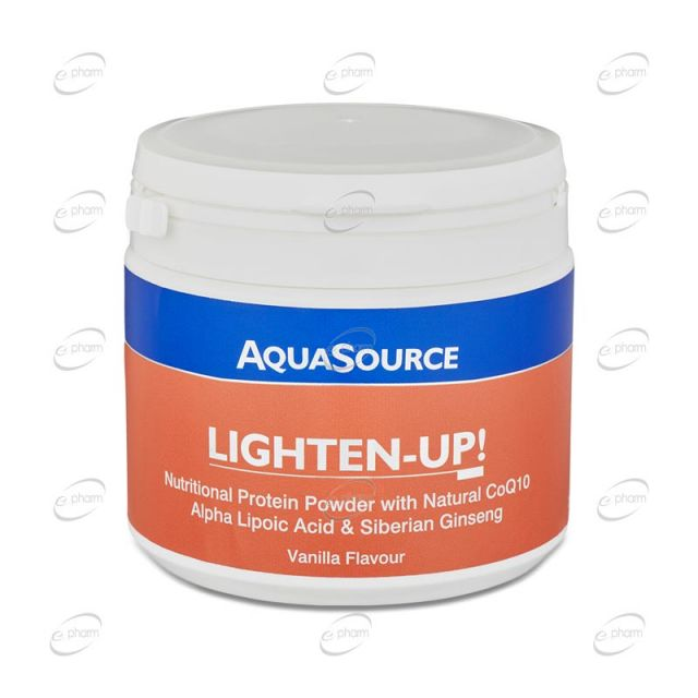 AQUASOURCE LIGHTEN-UP!