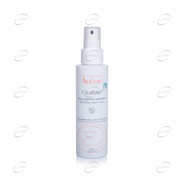 AVENE Cicalfate+ подсушаващ възстановяващ спрей