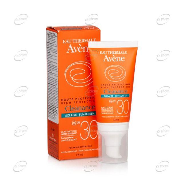 AVENE Cleanance SPF 30