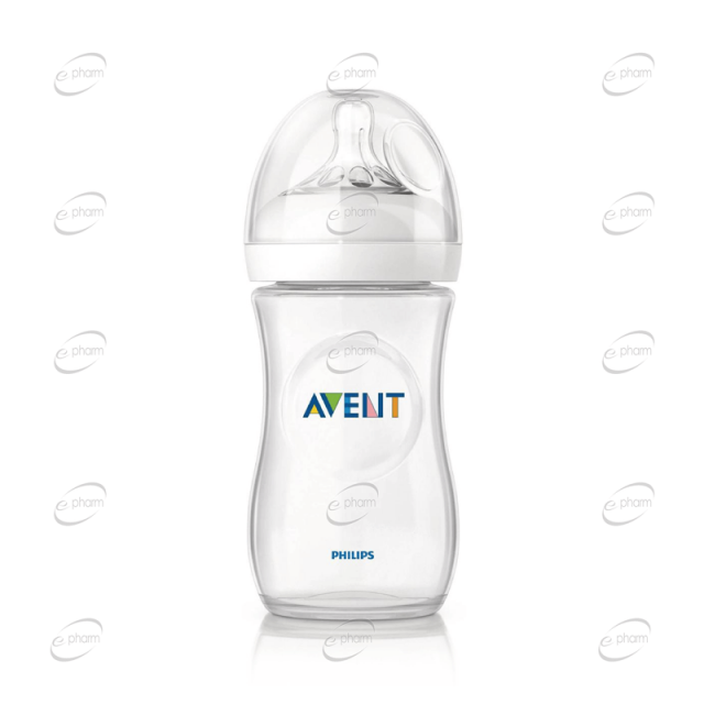 AVENT Natural ШИШЕ 260 мл