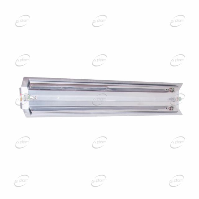 BEMEDICO UVC-30-W бактерицидна лампа (сива)