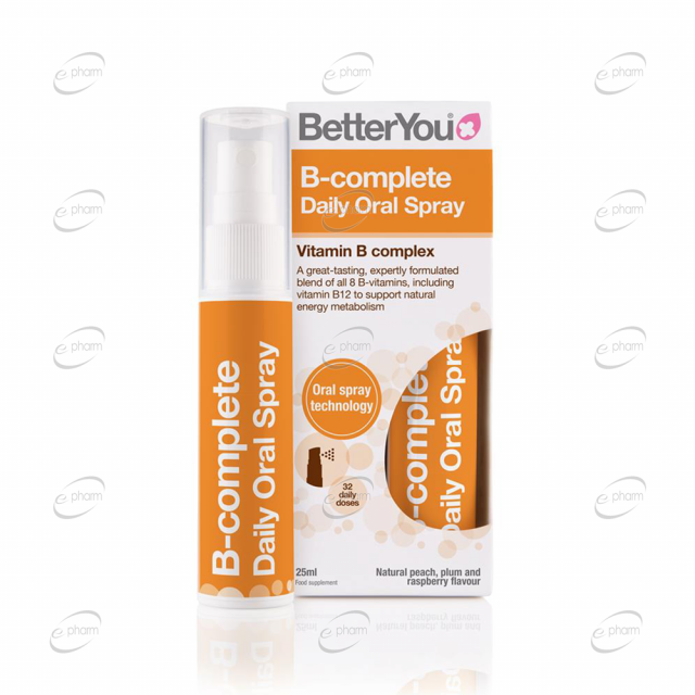 B-complete Daily Oral Spray BetterYou