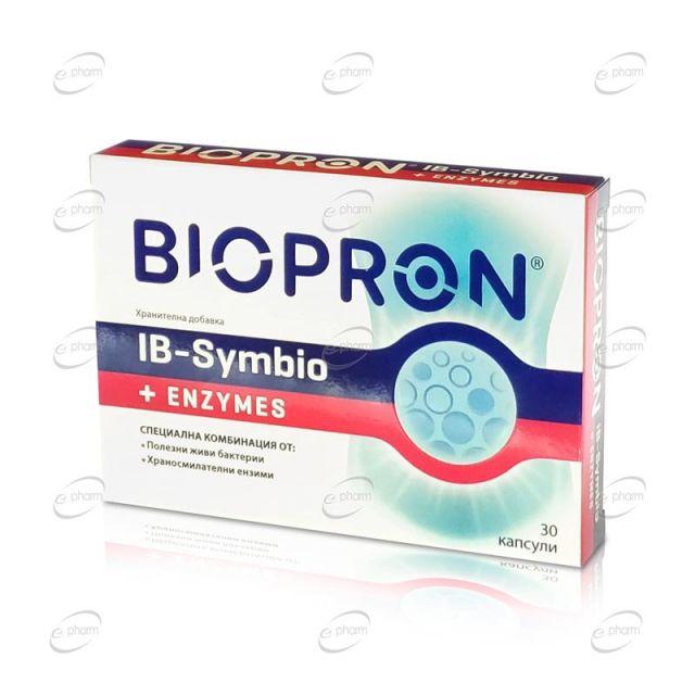 BIOPRON IB – Symbio + enzymes