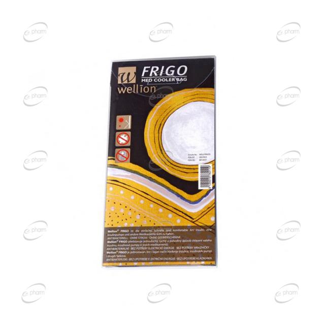 Wellion Frigo охлаждаща чанта