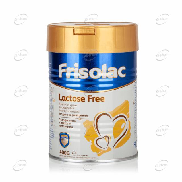 Frisolac Lactose free