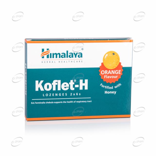 Koflet-H orange