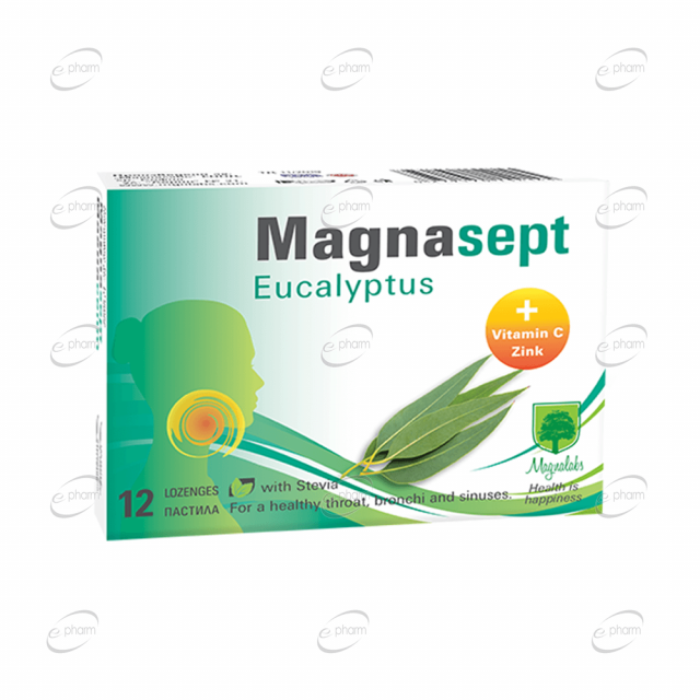 MAGNASEPT Евкалипт Magnalabs
