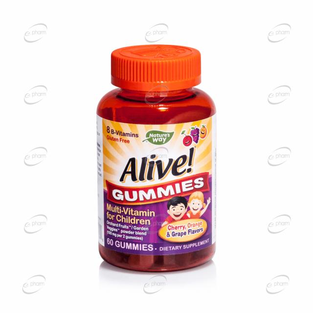 Alive Gummies