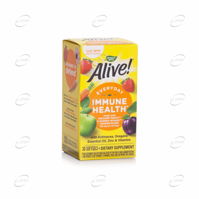 Alive IMMUNE HEALTH