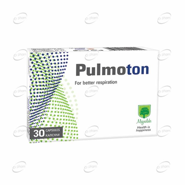 PULMOTON Magnalabs
