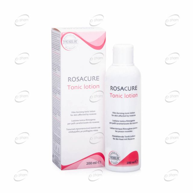 ROSACURE тоник - лосион
