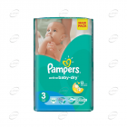 Pampers Active baby-dry №3