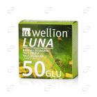 Wellion LUNA тест ленти
