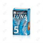 Wellion Luna тест ленти за холестерол