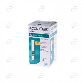 Accu-Chek ® Active тест ленти
