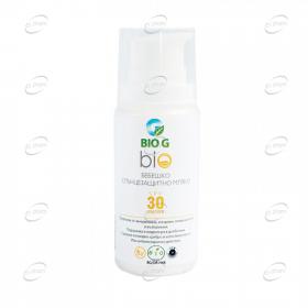 Bio G Бебешко слънцезащитно мляко SPF 30