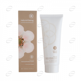 NATURAL BEING Manuka Hand and Body Cream