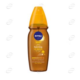 NIVEA SUN Спрей-олио за слънце SPF6