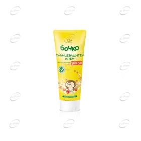 БОЧКО Слънцезащитен крем SPF50