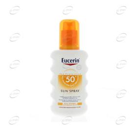 Eucerin Слънцезащитен спрей SPF 50+