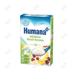 Humana с череши и банани
