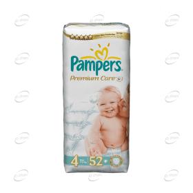 Pampers Premium Care №4