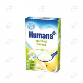 Humana бананова каша