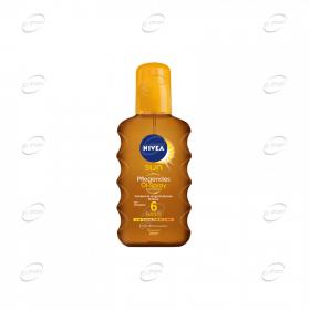 NIVEA Спрей олио за слънце SPF 6