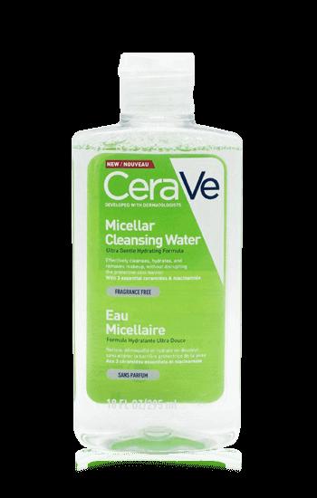 CeraVe Почистваща мицеларна вода