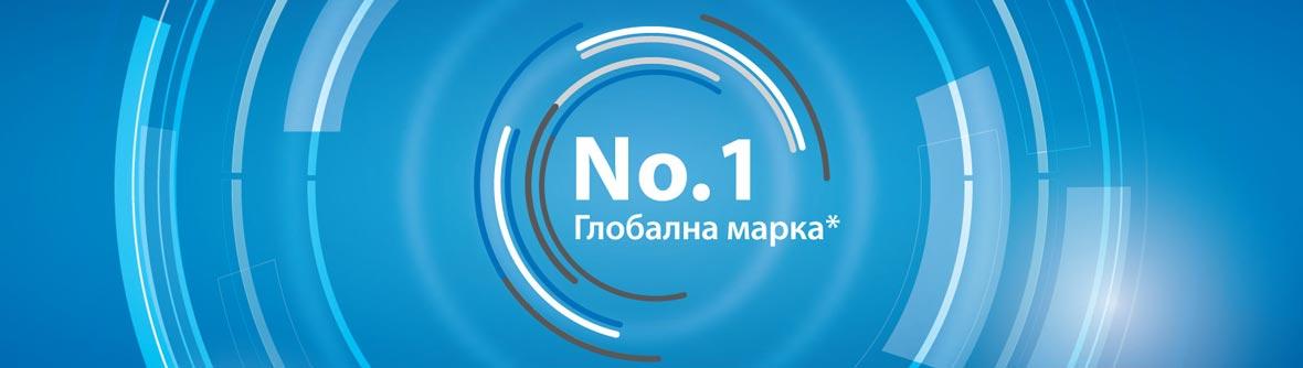 OMRON No1 Global Brand