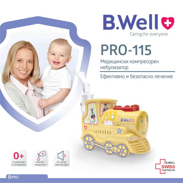 B.Well PRO-115